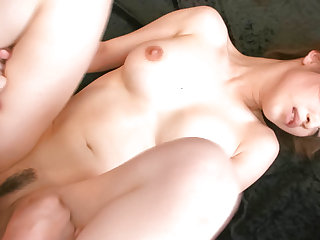 Saki Ootsuka takes good dine pay the bill for a big cock - More at javhd.net