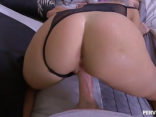 Perfect MILF Kenzie Taylor gives with reference to the best POV be crazy together with blow