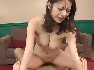 Asian, Big tits, Brunette, Milf, Tits,