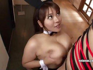 Mitsuki An - Mind Blowing Paizuri