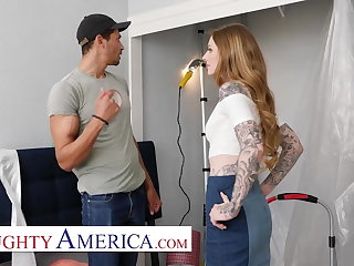Naughty America - Penny Archer has hanker after for her friend's brother