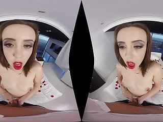 Heart Shaped Ass POV VR