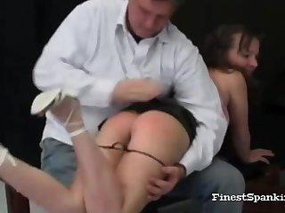 Oddball Bondage Spanking Collection