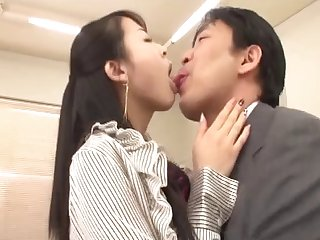 Cute Japanese babe Misaki Honda enjoys having sex - compilation